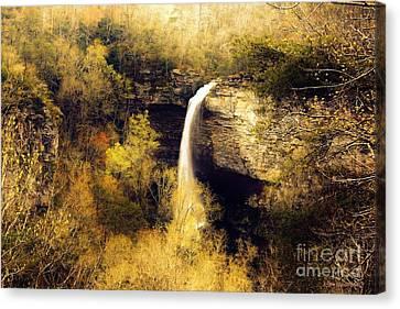 Grace Falls Canvas Print