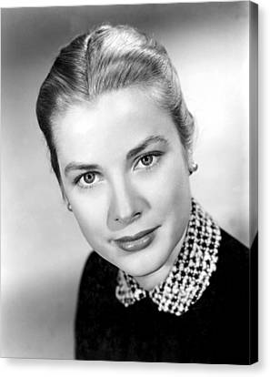 Grace Kelly, 1952 Canvas Print by Everett