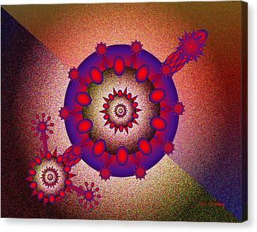 Gradients Canvas Print by Tim Stringer