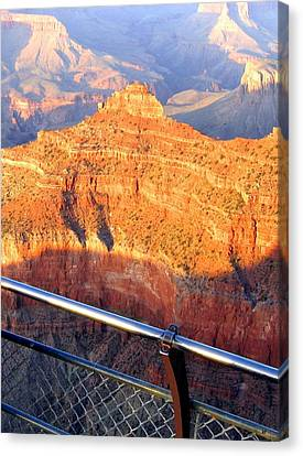 Grand Canyon 43 Canvas Print by Will Borden