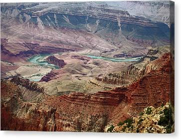 Grand Canyon  Canvas Print