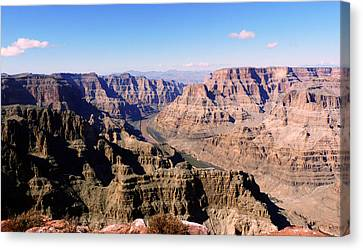 Canvas Print featuring the photograph Grand Canyon by Lynn Bolt