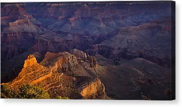 Grand Canyon Panorama Canvas Print