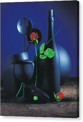 Green Pearl  Canvas Print by Mauro Celotti