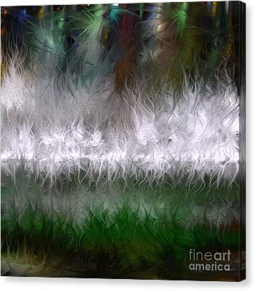 Growing Wild Canvas Print