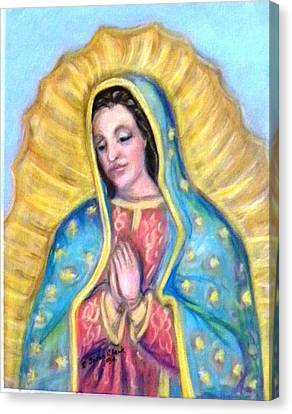 Guadalupe Canvas Print by Susan  Clark