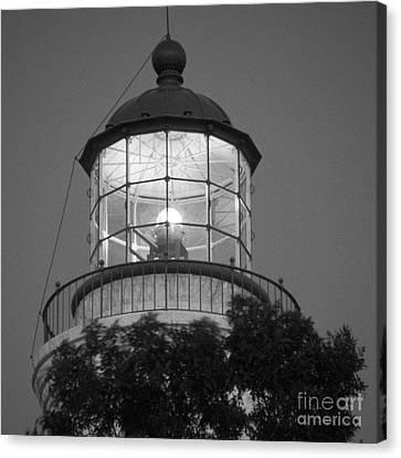 Guiding Light Canvas Print by Gordon Wood