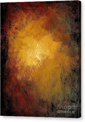 Guiding Light Canvas Print by Michael Grubb