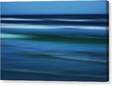 Gulf Of Mexico Canvas Print by Marilyn Hunt