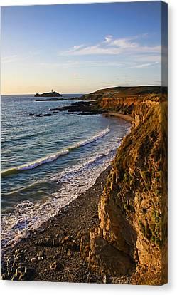 Gwithian Beach Canvas Print