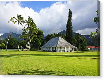 Hanalei Mission House Kauai Canvas Print by Kevin Smith