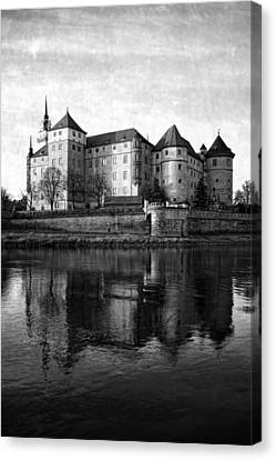 Hartenfels Castle Canvas Print by Falko Follert