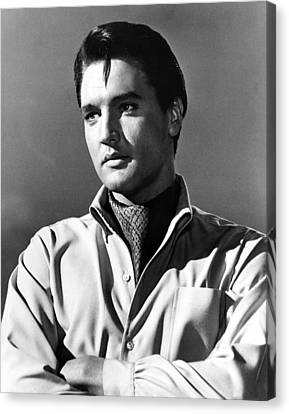 Harum Scarum, Elvis Presley, 1965 Canvas Print by Everett
