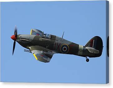 Hawker Hurricane Canvas Print