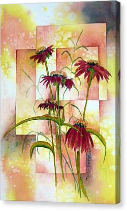 He Loves Me Canvas Print by Terry Honstead