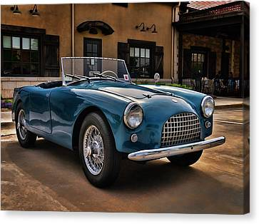 Head Turner Vintage '59 Canvas Print by Douglas Pittman
