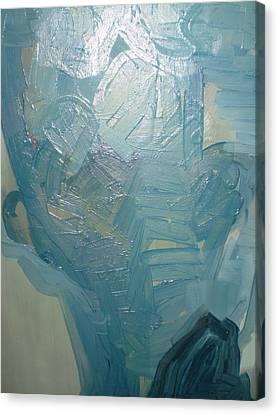 Head2 Canvas Print by Dusan  Marelj