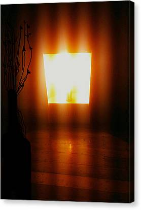 Canvas Print featuring the photograph Heat by Rc Rcd