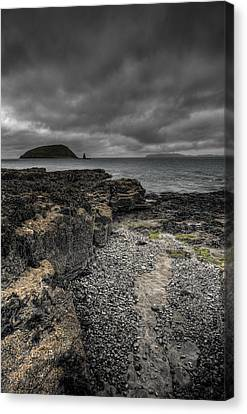Heavy Sky Canvas Print by Andy Astbury
