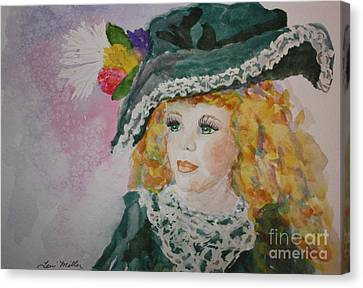 Hello Dolly Canvas Print by Terri Maddin-Miller