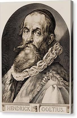 Hendrik Goltzius 1558-1617 Canvas Print by Everett