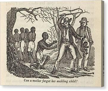 Henry Bibb 1815-1854 Authored Canvas Print by Everett