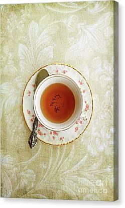 Herbal Tea Canvas Print by Stephanie Frey