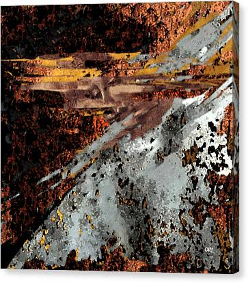 Hidden Face Canvas Print by Carvil