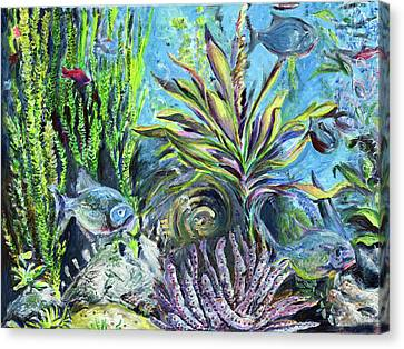 Hidden Odyssey Canvas Print