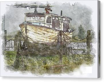 Hidden Treasure 2 Canvas Print by Dale Stillman