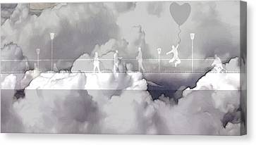 High Goals Canvas Print by Steve K
