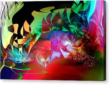 High Hopes Canvas Print by Linda Sannuti