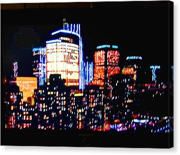 High-lights Canvas Print by Val Oconnor