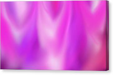 Higher Consciousnesses For Love Canvas Print by Rosana Ortiz