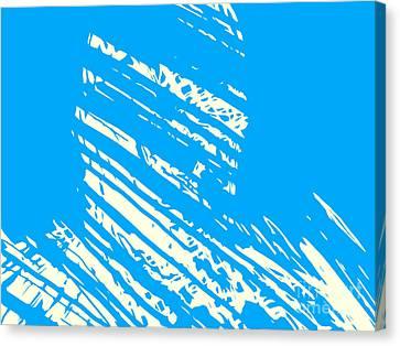 Him  Canvas Print by Pixel Chimp