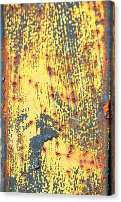 Hold On Sunshine Canvas Print