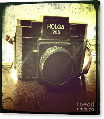 Holga Canvas Print by Nina Prommer