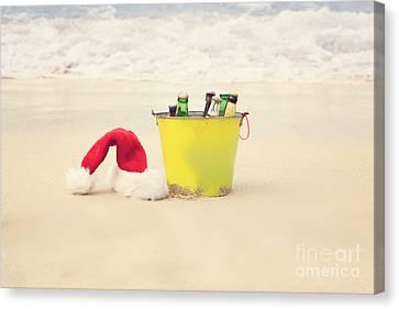 Holiday Cheer Canvas Print by Kim Fearheiley