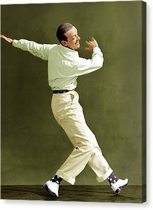 Holiday Inn, Fred Astaire, 1942 Canvas Print by Everett