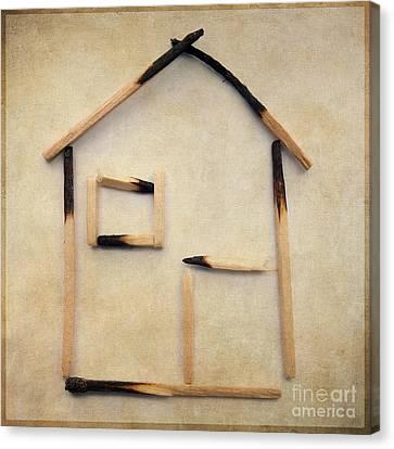 Home Canvas Print by Bernard Jaubert