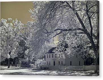 Homestead Canvas Print by Joann Vitali
