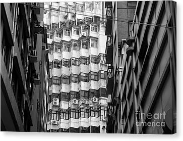 Hong Kong Living I Canvas Print