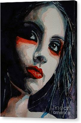 Honky Tonk Woman Canvas Print by Paul Lovering