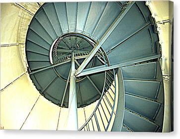 How To Clmb A Lighthouse Canvas Print