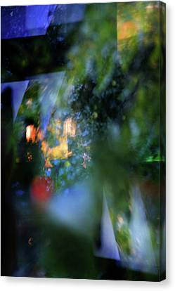 Canvas Print featuring the photograph Hues - Forms - Feelings   by Richard Piper