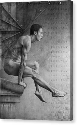 Icarus Suite Op.369 Canvas Print