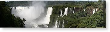 Iguazu Falls Canvas Print by Andrei Fried