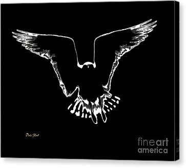 Illuminated Canvas Print by Dale   Ford
