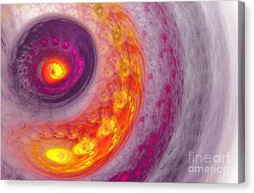 Illusion Canvas Print by Kirila Djelepova