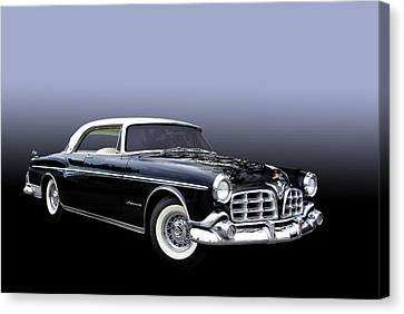 Imperial At 55 Canvas Print by Bill Dutting
